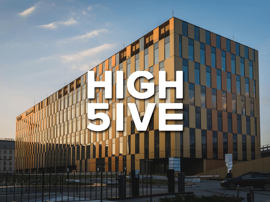 High 5ive
