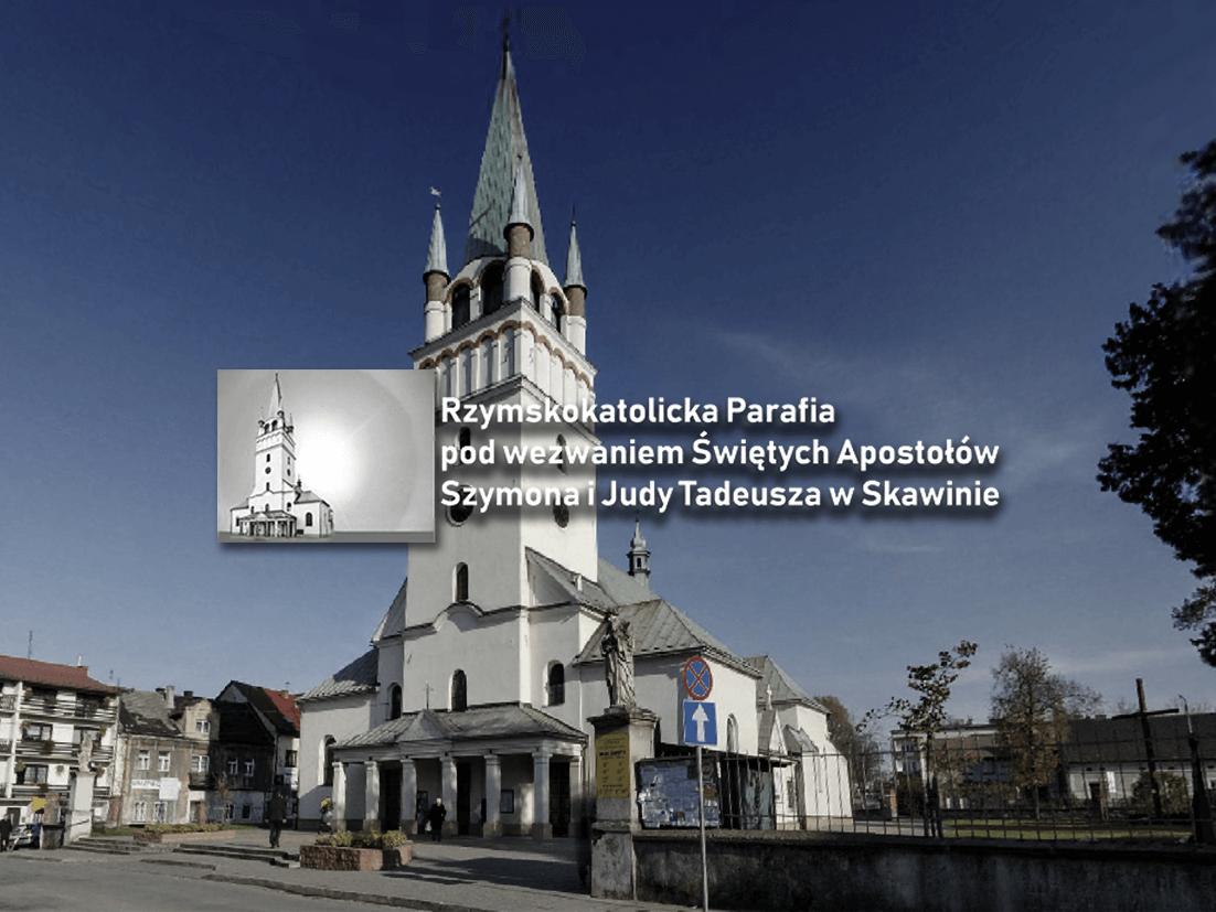 Kościół pw. Świętych Apostołów Szymona i Judy Tadeusza w Skawinie